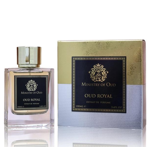 Oud Royal By Ministry Of Oud Paris Eau De Parfum 100ml Retail Pack