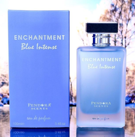 ENCHANTMENT BLUE INTENSE PENDORA FOR WOMEN 100ML