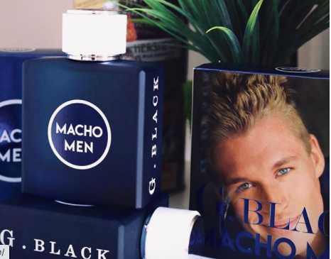 Macho Men Eau De Parfum By Pendora Scent  by Paris Corner 100 ml