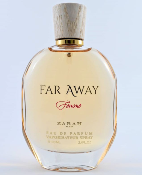 FAR AWAY FEMME 100ML