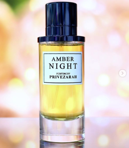 Amber Night By Paris Corner Eau De Parfum For Men 80ml Retail Pack