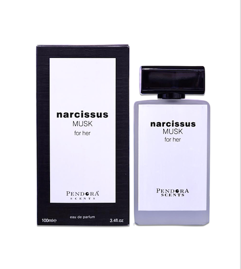 NARCISSUS PURE MUSK HER PENDORA 100ML
