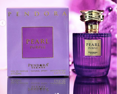 Pearl Purple By Pendora Scents Eau De Parfum 100ml Retail Pack