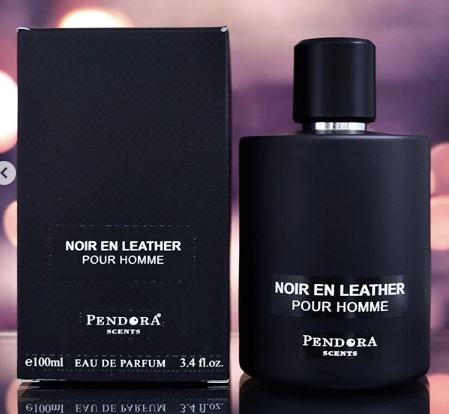 Noir En Leather by Pendora Scents Eau De Parfum 100ml Retail Pack