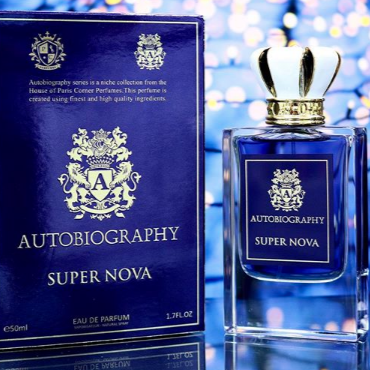 Autobiography Super Nova By Paris Corner For Men 50ml Retail Pack