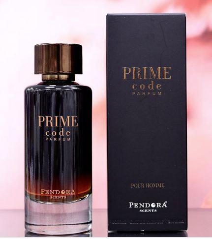 Prime Code By Pendora Paris Corner Eau De Parfum 100ml Retail Pack
