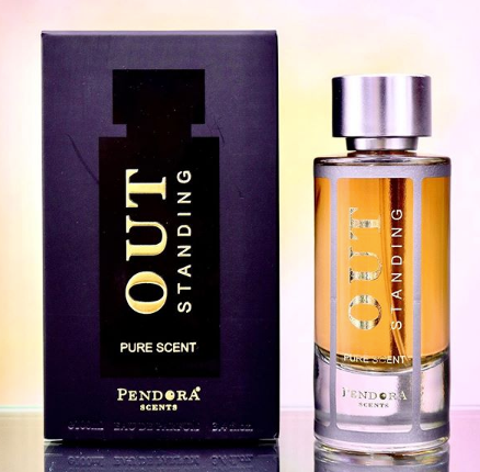 Out Standing By Pendora Paris Corner 100ml Retail Pack
