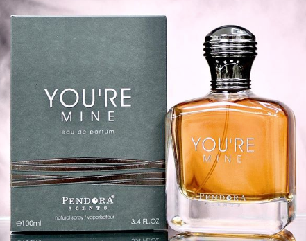 You'Re Mine By Pendora Paris Corner 100ml Retail Pack