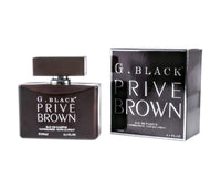 G.BLACK PRIVE BROWN MEN 100ML