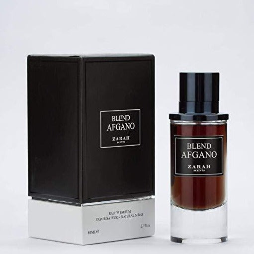 Blend Afgano By Paris Corner Eau De Parfum For Men 80ml Retail Pack