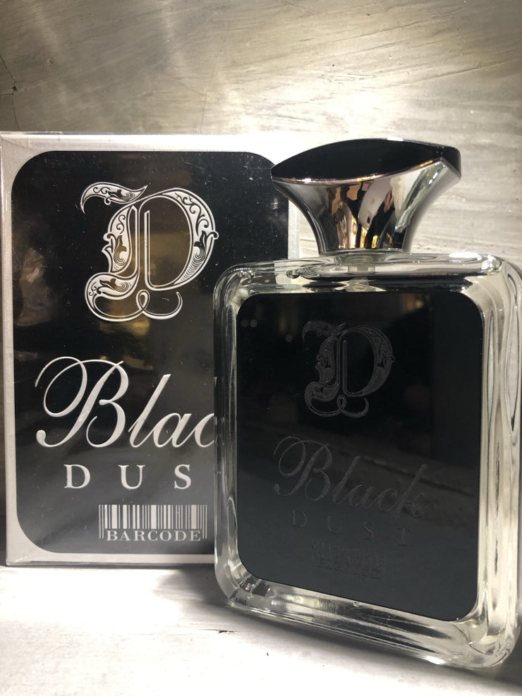 Black Dust By Paris Corner Eau De Parfum 100ml