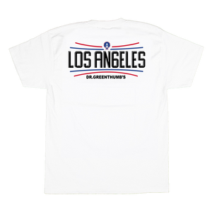 Men's Clippers Tee (WHITE)