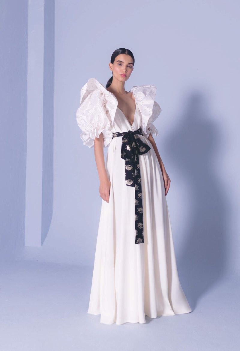 Colomba Gown