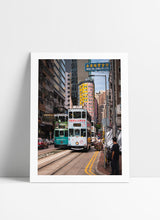 Load image into Gallery viewer, Hong Kong Trams