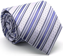 Load image into Gallery viewer, Premium Dotted Striped Ties - Ferrecci USA