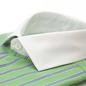 The Bentley Slim Fit Cotton Dress Shirt - Ferrecci USA