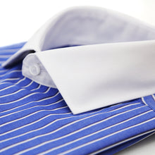 Load image into Gallery viewer, The Duncan Slim Fit Cotton Dress Shirt - Ferrecci USA