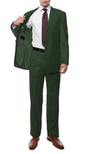 Load image into Gallery viewer, Premium FE28001 Grass Green Regular Fit Suit - Ferrecci USA