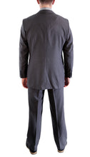 Load image into Gallery viewer, Charcoal Regular Fit Suit 2 Piece Ford - Ferrecci USA