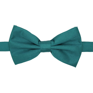 Gia Indigo Satine Adjustable Bowtie - Ferrecci USA
