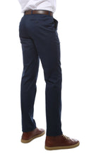 Load image into Gallery viewer, Zonettie Kilo Navy Straight Leg Chino Pants - Ferrecci USA