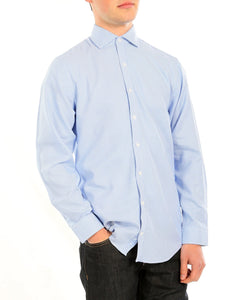 The Knox Slim Fit Cotton Shirt - Ferrecci USA