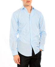 Load image into Gallery viewer, The Regal Slim Fit Cotton Shirt - Ferrecci USA