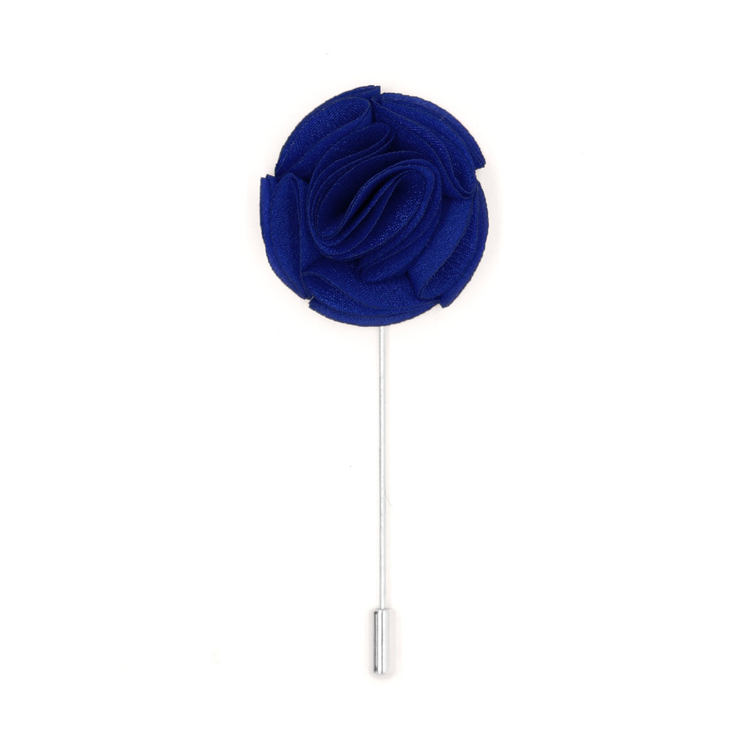 Ramona 11 Royal Blue Lapel Pin - Ferrecci USA