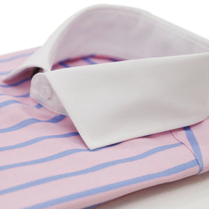 The Winston Slim Fit Cotton Shirt - Ferrecci USA