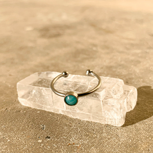 Everyday Ring – Amazonite