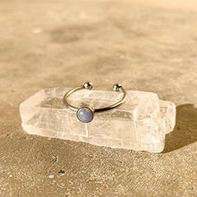 Load image into Gallery viewer, Everyday Ring – Blue Lace Agate