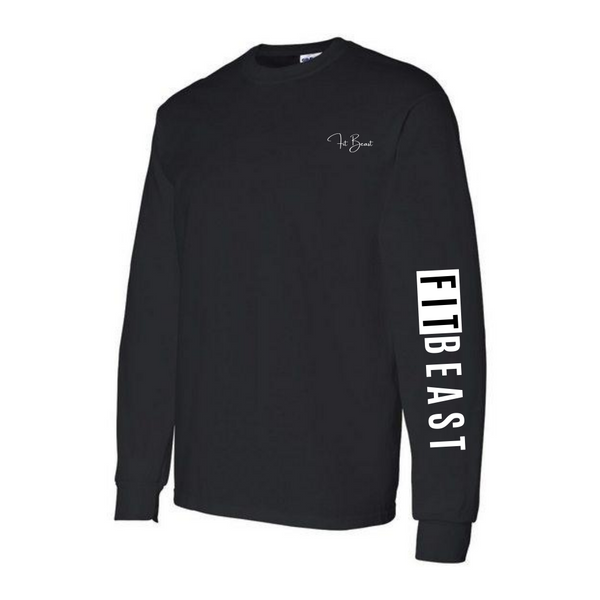 Classic Fit Beast Long Sleeve Tee
