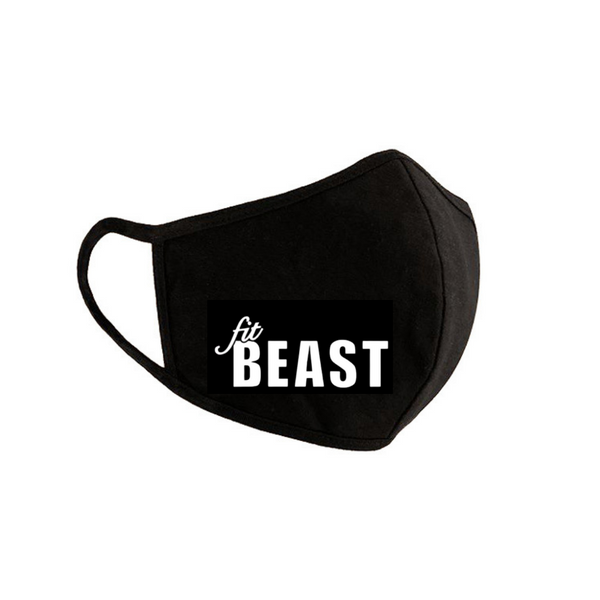 Fit Beast Face Mask