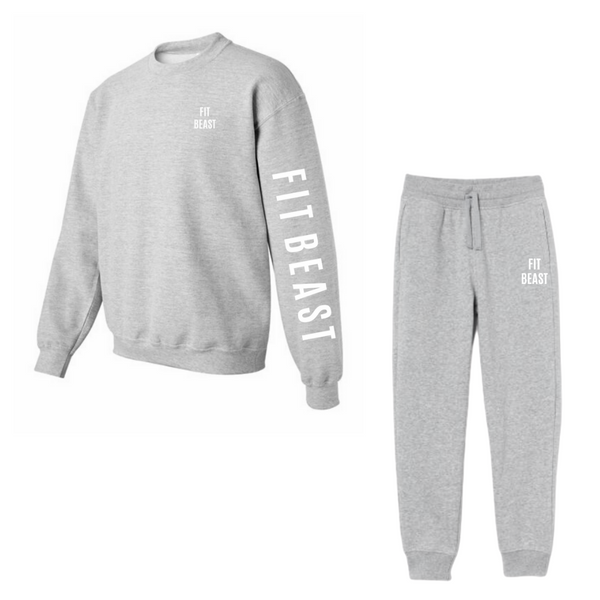 Grey Classic Tracksuit