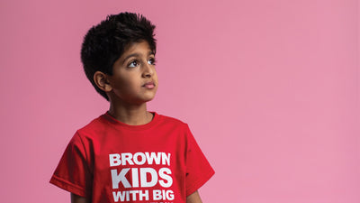 Brown Kids With Big Imaginations: AARIAN
