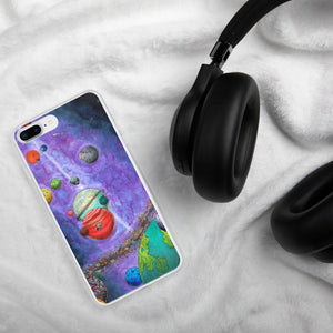 Across the Universe iPhone Case Case iPhone 7 Plus/8 Plus Deven Rue