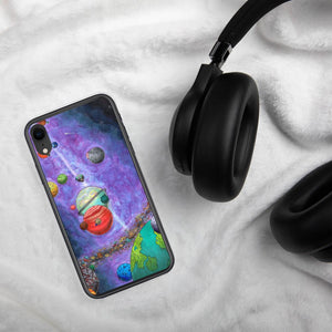 Across the Universe iPhone Case Case iPhone XR Deven Rue