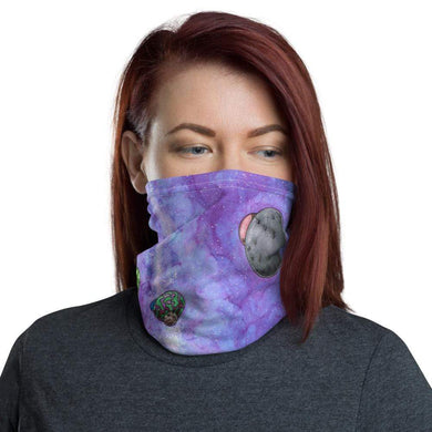 Across the Universe Neck Gaiter Deven Rue