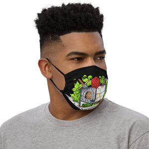 Adventure Face mask Deven Rue