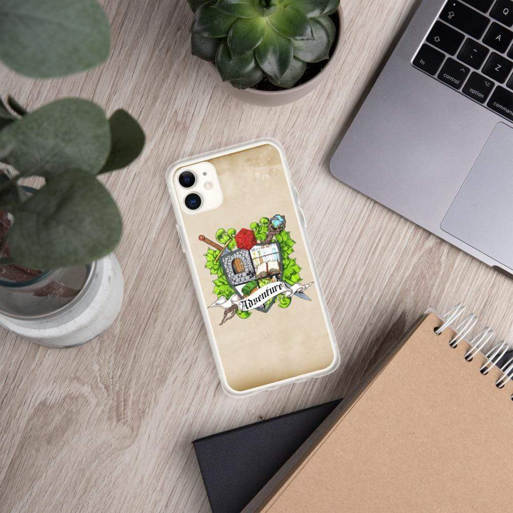 Adventure iPhone Case iPhone 11 Deven Rue