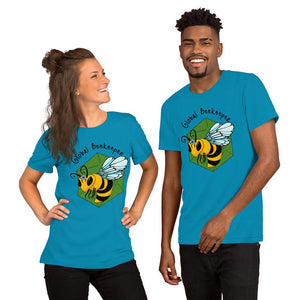 B20 Global Beekeeper Shirt Shirt Aqua / S Deven Rue