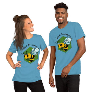 B20 Global Beekeeper Shirt Shirt Ocean Blue / S Deven Rue