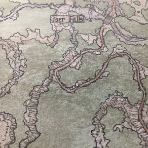Barovia Prop Map Prop Maps Deven Rue