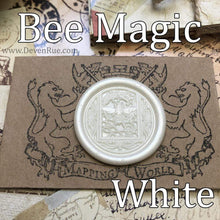 Load image into Gallery viewer, Bee Magic Wax Seals Props Deven Rue