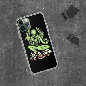 Buddhathulhu iPhone Case Case iPhone 11 Pro Deven Rue