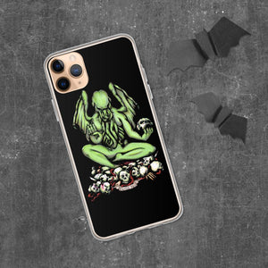 Buddhathulhu iPhone Case Case iPhone 11 Pro Max Deven Rue