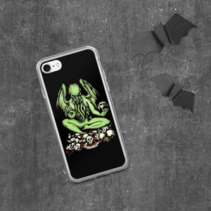 Buddhathulhu iPhone Case Case iPhone 7/8 Deven Rue