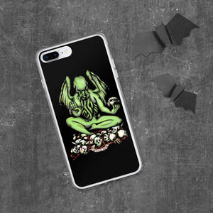 Buddhathulhu iPhone Case Case iPhone 7 Plus/8 Plus Deven Rue