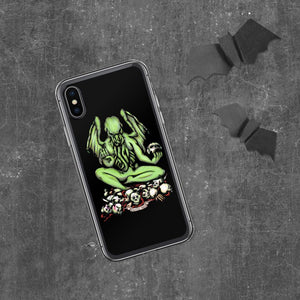 Buddhathulhu iPhone Case Case iPhone X/XS Deven Rue