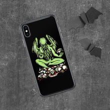 Load image into Gallery viewer, Buddhathulhu iPhone Case Case iPhone XS Max Deven Rue